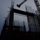 New Construction by Shawn Cooney
