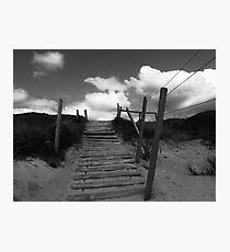 Stairway to anywhere Photographic Print
