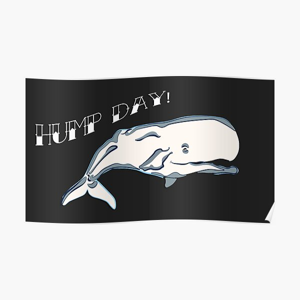 Hump Day! Poster