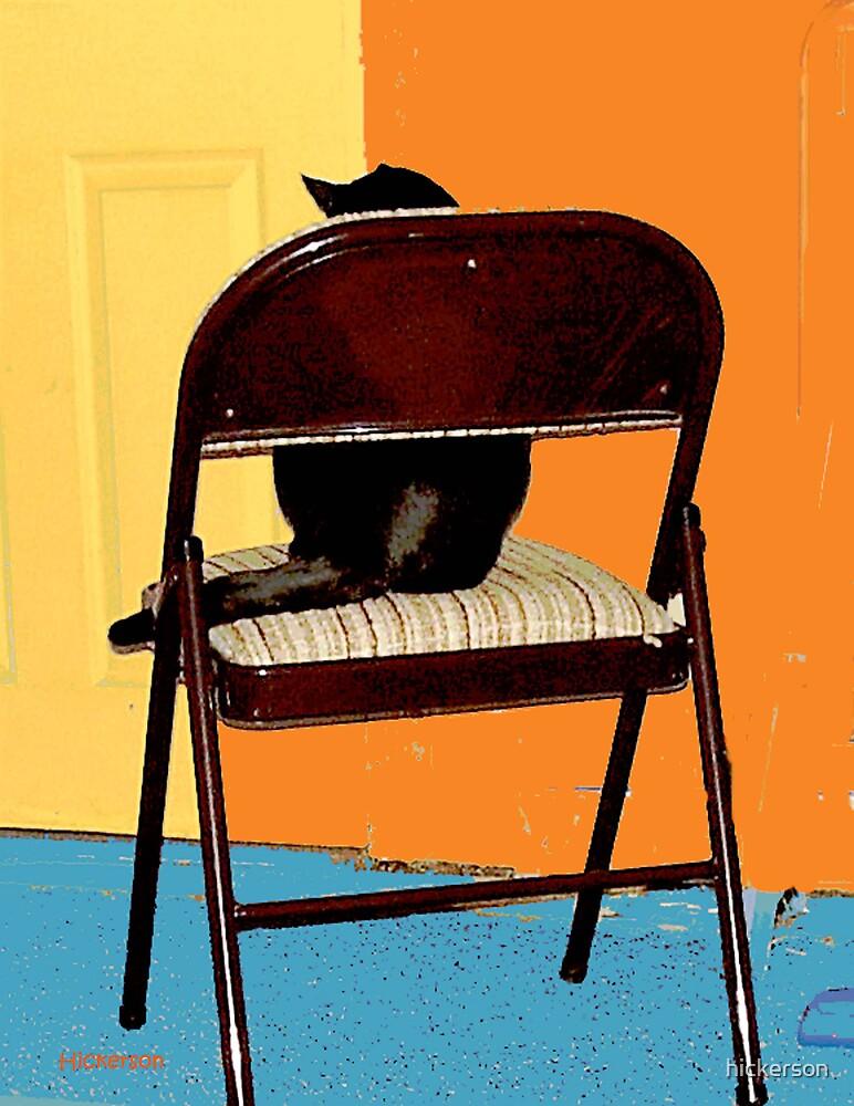 Sittin' Here Ya Ya by hickerson