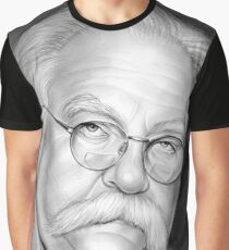 Wilford Brimley Graphic T-Shirt
