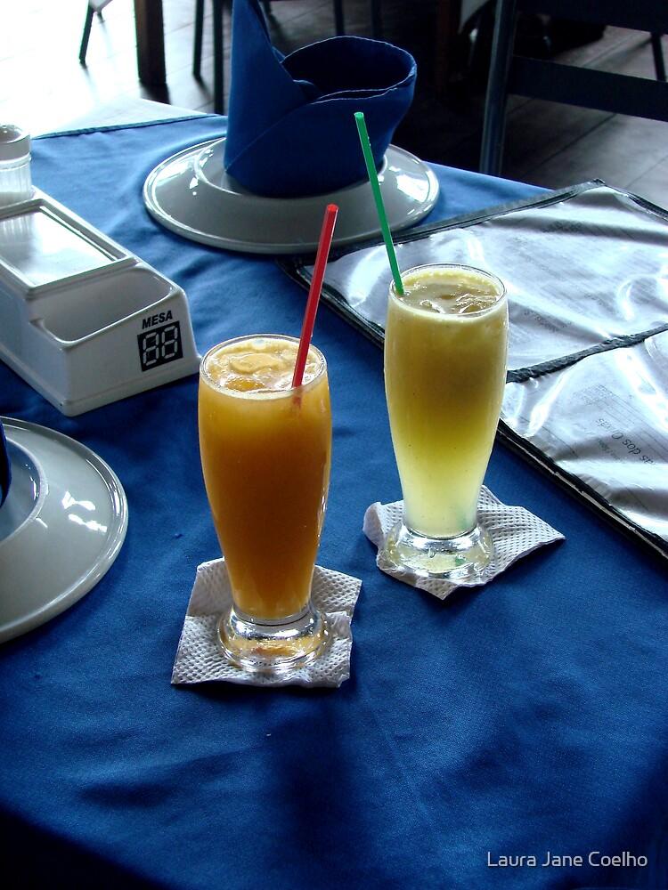 Tropical juices by Laura Jane Coelho