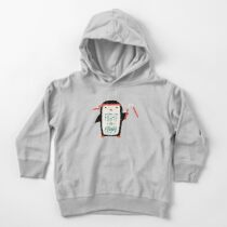 Fight Or Flight Toddler Pullover Hoodie