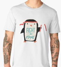 Fight Or Flight Men's Premium T-Shirt