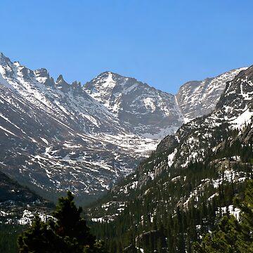 Longs Peak by djlampkins