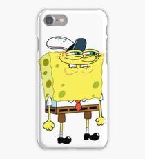 Spongebob Smirk iPhone Case/Skin