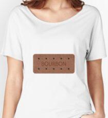 Bourbon Women's Relaxed Fit T-Shirt