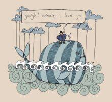 whale i love ye