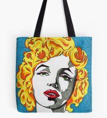 Marilyn Monroe Tote Bag
