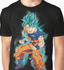 Dragon Ball Super - Goku SSGSS (2) Graphic T-Shirt