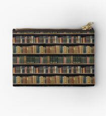 Endless Library (pattern) Studio Pouch