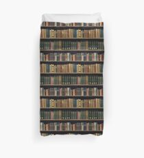 Endless Library Duvet Cover