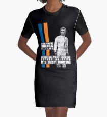 Steve McQueen Le Mans  Graphic T-Shirt Dress