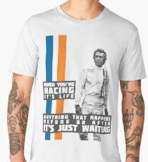 Steve McQueen Le Mans  Men's Premium T-Shirt