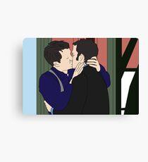 Jack and Ianto  Canvas Print