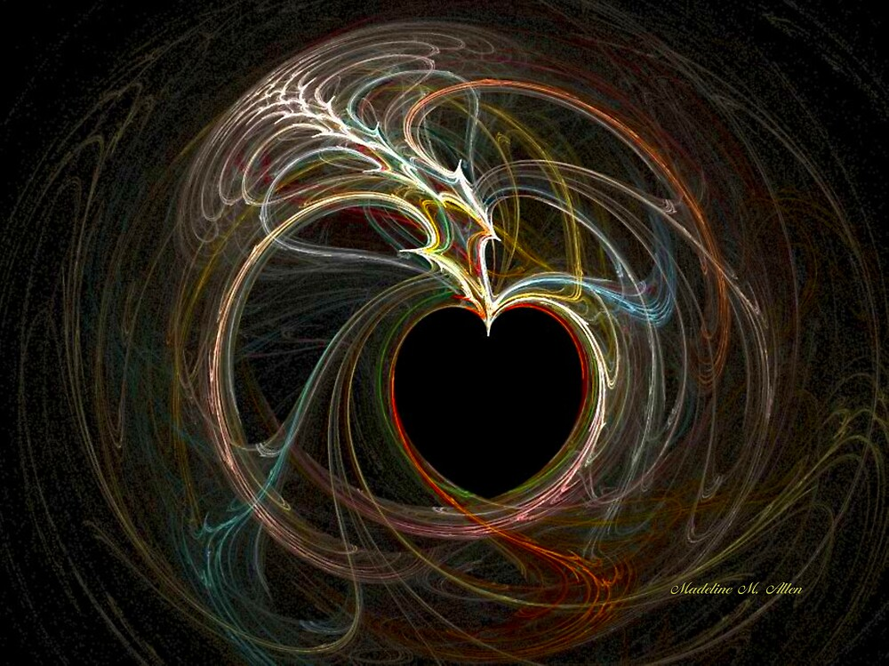 LOVE & FORGIVNESS by Madeline M  Allen