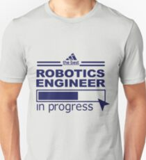 ROBOTICS ENGINEER Unisex T-Shirt