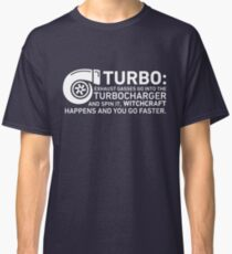 Turbo Witchcraft - Jeremy Clarkson Classic T-Shirt