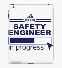 SAFETY ENGINEER iPad Case/Skin