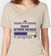 SENIOR NETWORK ENGINEER Women's Relaxed Fit T-Shirt
