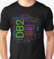 database cloud Unisex T-Shirt