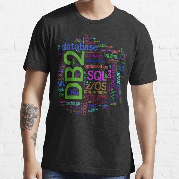 database cloud Essential T-Shirt