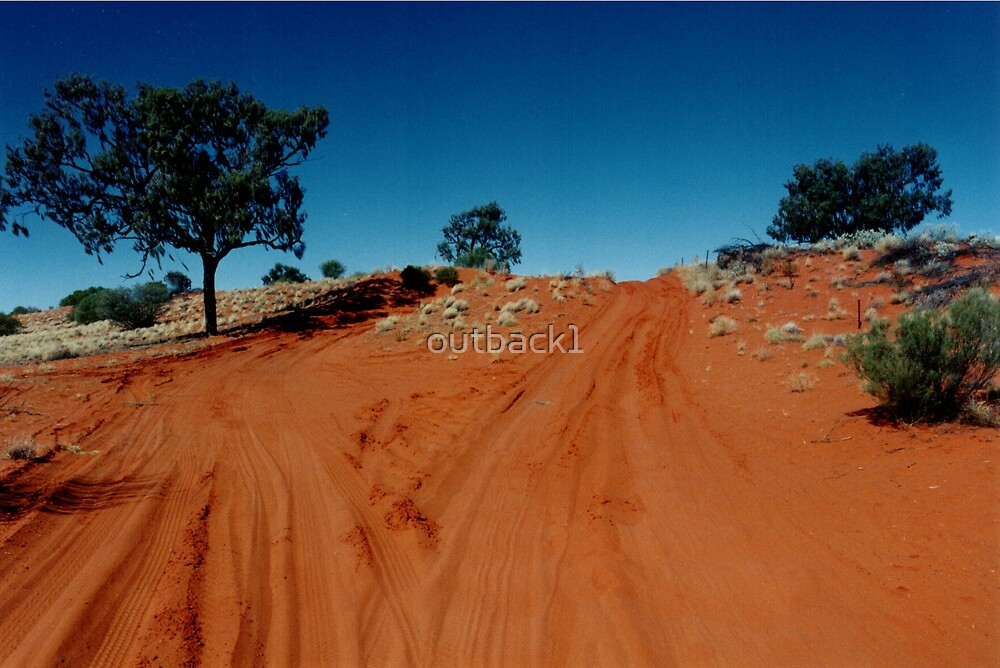 Sand Dune Driving by outback1