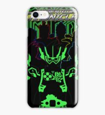 Kamen Rider Chronicle iPhone Case/Skin