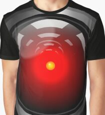 Hal 9000 (updated) Graphic T-Shirt