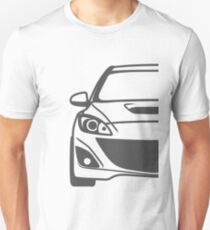 simple speed 3 filled Unisex T-Shirt