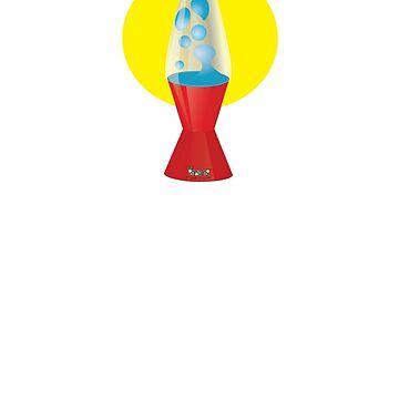 Retro Lamp (Yellow) by masarukishino