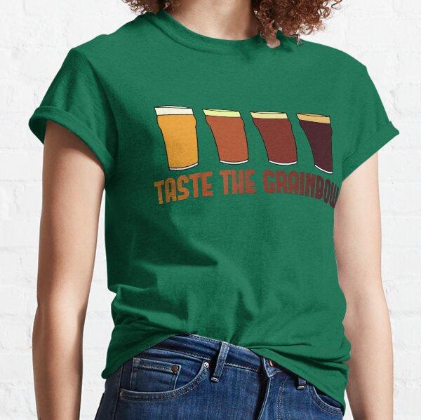 Taste the Grainbow Classic T-Shirt