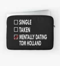 Dating Tom Holland Laptop Sleeve
