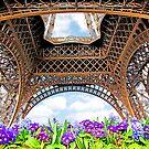 Etude Eiffel Numero 2 by Victor Pugatschew