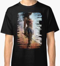 W0NDER-W0MAN! Classic T-Shirt