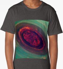 Saturn's Rose Long T-Shirt