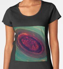 Saturn's Rose Women's Premium T-Shirt