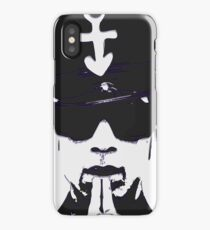 Symbol Hat iPhone Case/Skin
