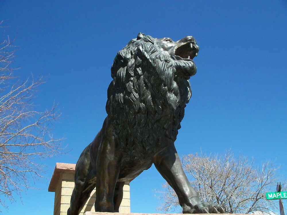 Lion's Park by JLDunn