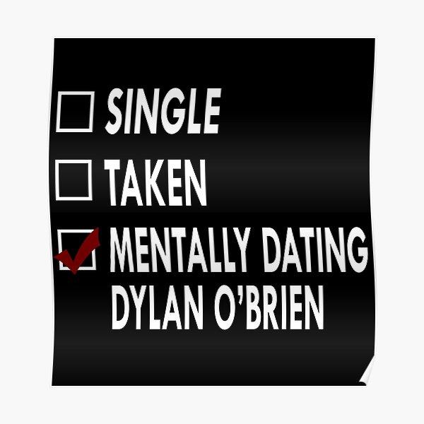 Dating Dylan OBrien Poster