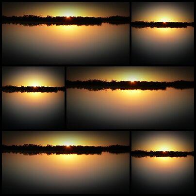 Pumicestone Sunrise by bribiedamo