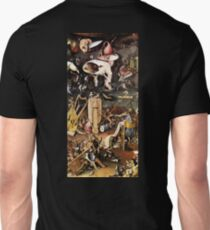 Hieronymus Bosch, The Garden Of Earthly Delights (detail) T-Shirt