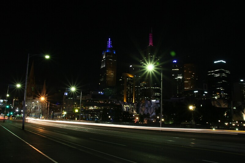Flinders Station, Melbourne by ty2008