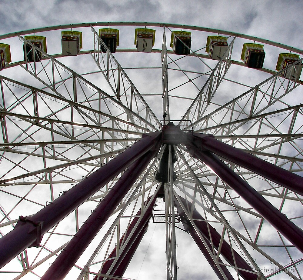 Sky Wheel by Rachael Taylor