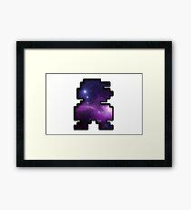 Mario Galaxy Framed Print