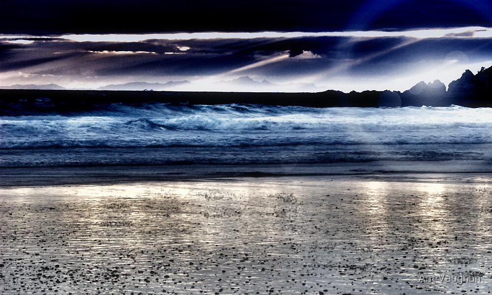 Anchor Bay Dawn by Ant Vaughan