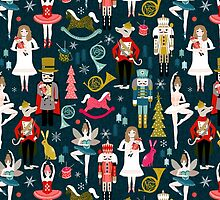 Nutcracker Ballet by Andrea Lauren  by Andrea Lauren