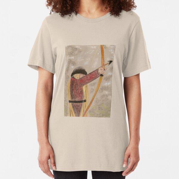Medieval Archer Slim Fit T-Shirt