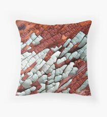 Dry Ice Throw Pillow