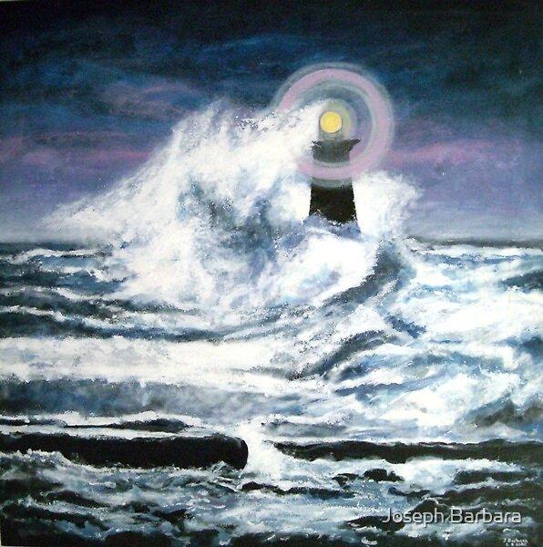 Lonely Beacon by Joseph Barbara